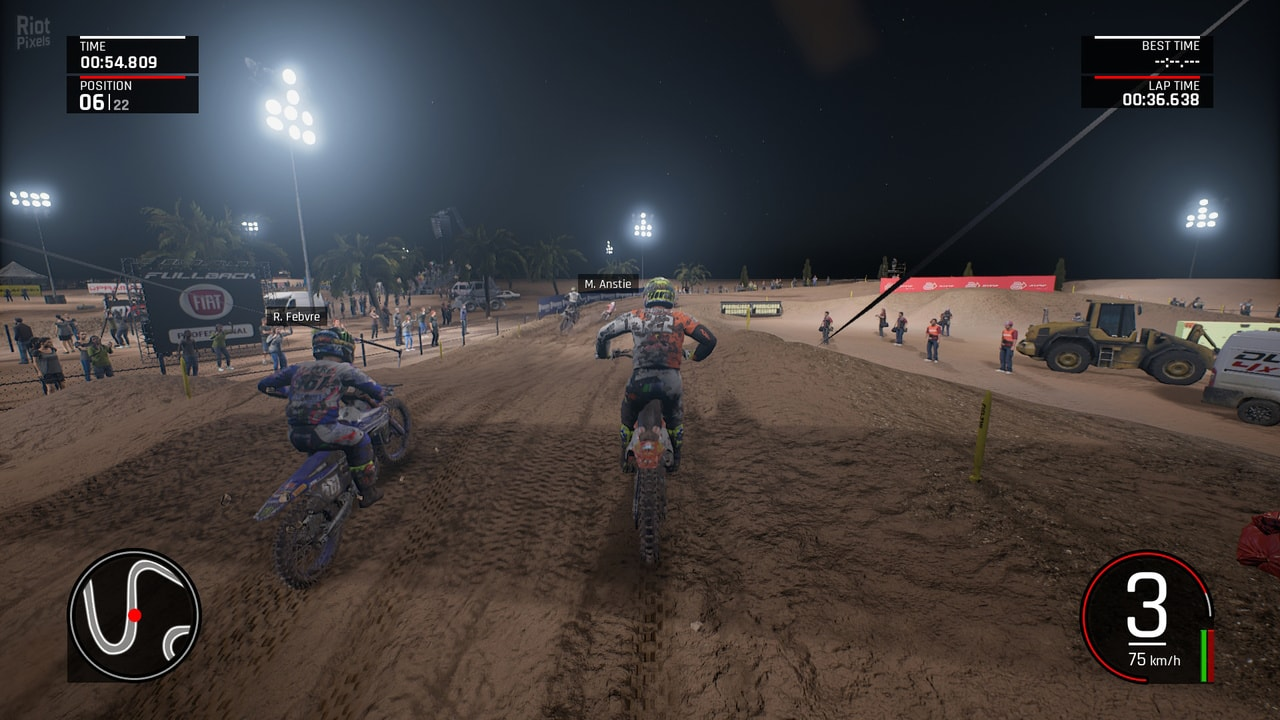 MXGP Pro gameplay