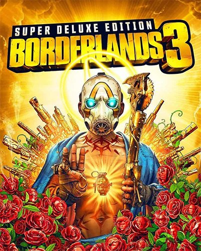 игра Borderlands 3: Ultimate Edition [Build 6500770 + 22 DLC] (2020) PC | RePack от FitGirl PC FitGirl