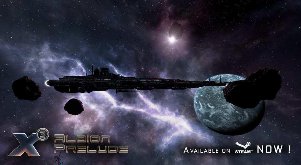 X3: Terran War Pack (2021) PC   RePack от FitGirl gameplay